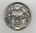 Gregor Mendel Medal - back