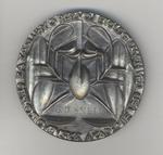 Gregor Mendel Medal - front