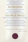 Nobel Prize certificate - right page