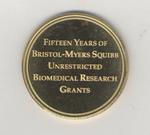 Bristol-Myers Squibb Award -back