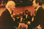 King Gustaf Awards Nobel Prize to George Davis Snell by George Davis Snell